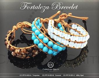 Fortaleza Bracelet by Carolina Smith Jewelry