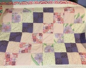 Quilt patchwork quilt
