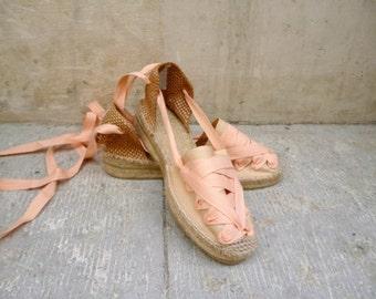 Sneakers laces Bianca Vigatanes