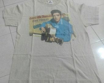 HOT RARE ITEM!!!! Vintage Elvis presley love me tender tshirt!!!!!