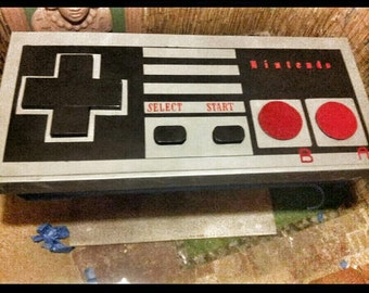 Retro Nintendo Controller Coffee Table