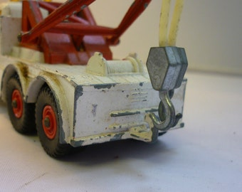 Matchbox King Size No K-2 Scammell Heavy Wrack Truck / Made in England