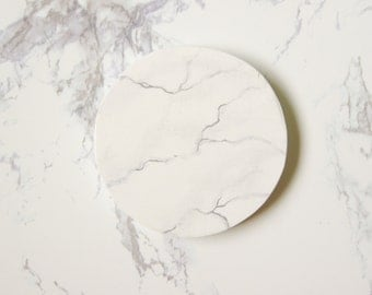 Marble Pattern Pocket Mirror -9