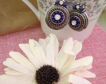 Bohemian chic earrings