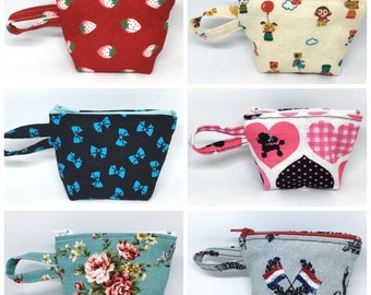 Mini pouch - for anything that's small