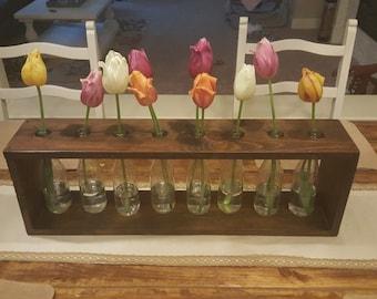 Custom Flower Stand Centerpiece