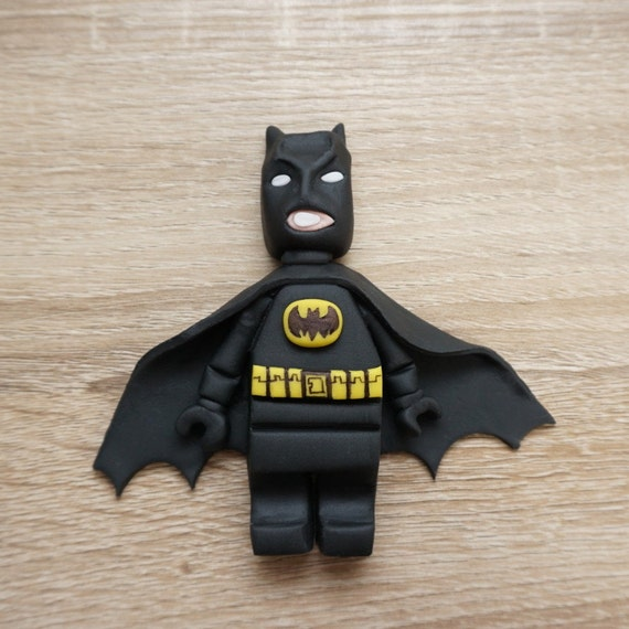lego batman cake topper lego batman cake topper by personalisedtoppers on etsy 5453