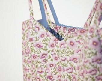Primrose Summer Vest Crop Top