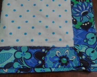 Receiving Blanket, Toddler Blanket, Stroller Blanket
