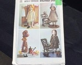 Holly Hobby Simplicty Pattern 6006 Vintage