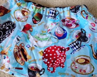 Skirt; Cup of tea