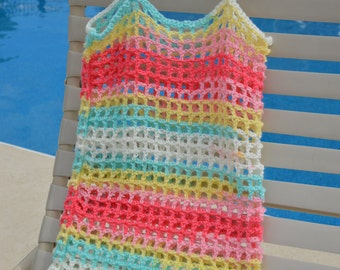 Girl's Swim Suit Cover Up