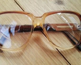 Vintage Eyeglasses / Made in Italy / 1960s / Italian Vintage