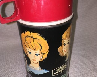 1965 Barbie Thermos