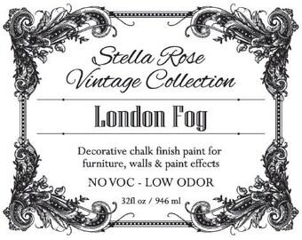 London Fog - Chalk Finish Paint