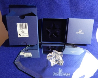 Swarovski Crystal Star Fish RETIRED NEW
