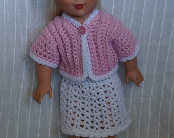 Matching outfit for American Girl doll/18 inch doll