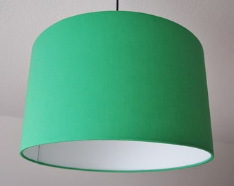 "Lampshade ""Kiwi green"""