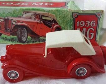 Vintage Car Avon Fragrance for Men
