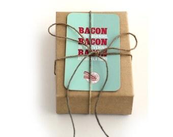 Bacon Soap!