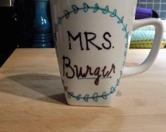 """Mrs. """"Custom"""""""