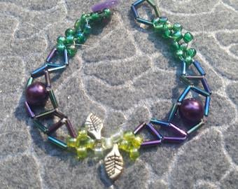 Fairy Button Bracelet