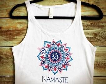 Namaste Crop Tank