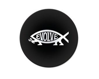 EvolveFISH Pinback Button