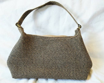Orvis Textured Tweed Shoulder Bag