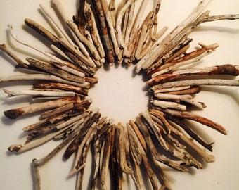 Driftwood Wreath | Custom Made