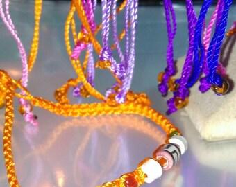 Costa Rica Hand Made Bracelets