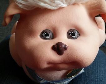 "Cabbage Patch Kids ""Koosas"" adorable dog"