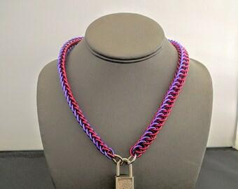 Red/Purple Collar