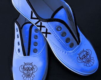 VIXX kpop *custom design* shoes