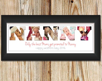 Nanny Photo - Perfect Mother's Day Gift