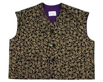 Music Unisex Vest Waistcoat