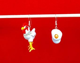 Chicken vs. Egg