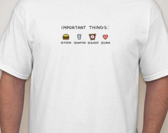 things most important (men)