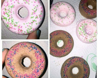 Doughnut Bath Bombs