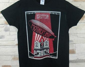 Led Zeppelin Mothership, black shirt