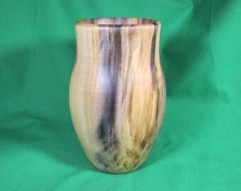Spalted Poplar Vase