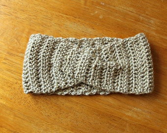 Crochet knot Turban Headband