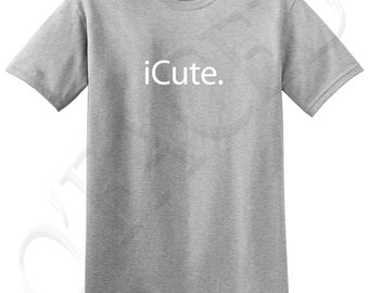 Apple Inspired iCute Adults T-shirts - 1041C