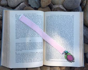 Unique jewled bookmark