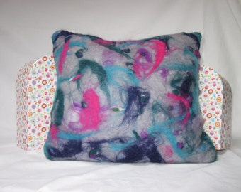 Wet Felt Cushion