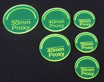 Proxy Token Set