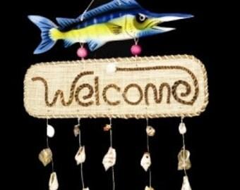Indoor outDoor Gate Welcome Sign