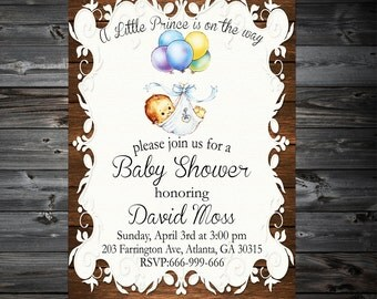 Baby Shower Invitation,Boy Baby Shower Invitation,Girl Baby Shower Invitation,Printable invite,Baby Shower Invite,PRINTABLE,Digital File