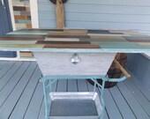 Galvanized Wash Tub Table / Party Tub Table