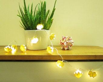 Origami Diamond Lights